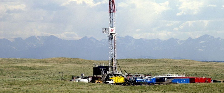 Colorado drilling