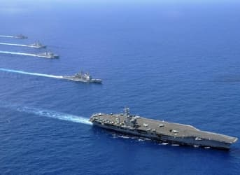 U.S. on Sidelines in South China Sea Standoff