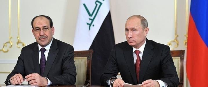Russia Iraq relations