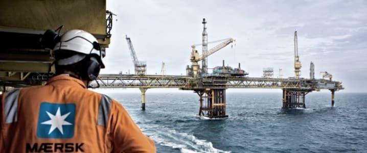 Offshore drilling Denmark