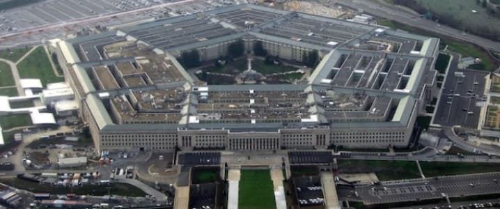Pentagon National Securtiy