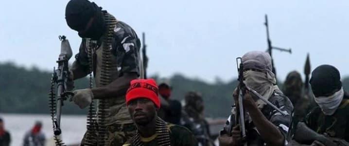 Militants Niger Delta