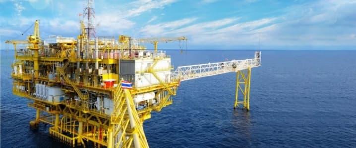 offshore rig Trent