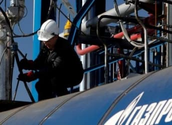 Gazprom Feeling The Heat From Sanctions And Low Energy Prices