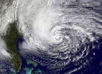 Hurricane Sandy Highlights the Need to Move to Renewable Energy Sources
