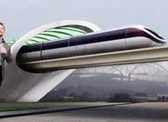 Company Created to Turn Elon Musk's Hyperloop Idea into Reality