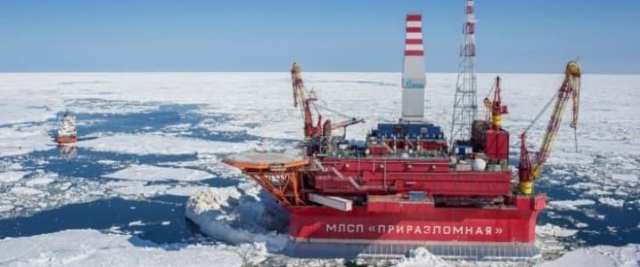 Russia arctic oil