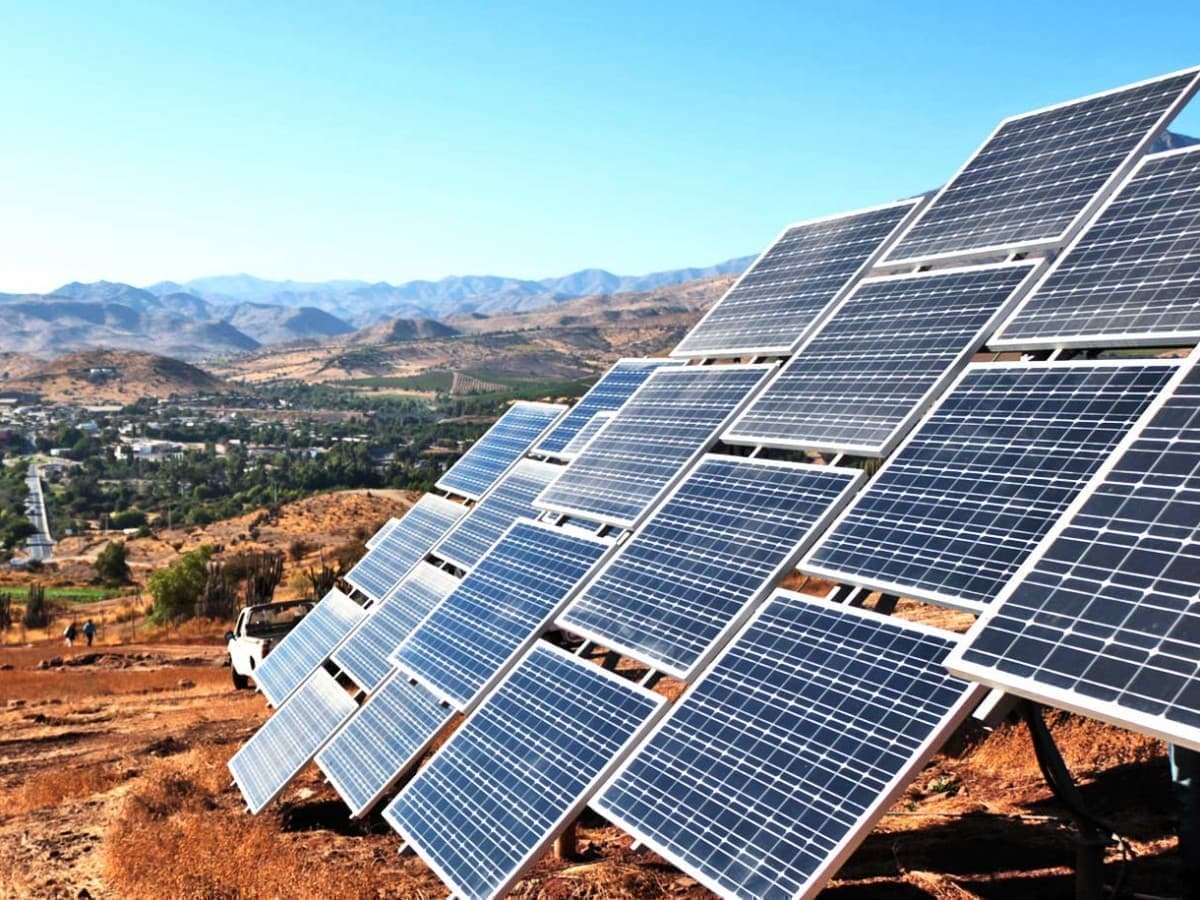 India Takes Big Leap In Solar Development With $6 Billion Deal ...