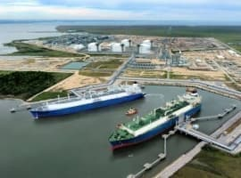 Gas Deliveries At Sabine Pass LNG Plant Fall Due of Fog