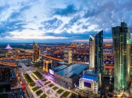 Kazakhstan Tries To Get Back $22B In Frozen Assets