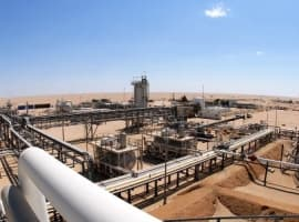 Libyan Oil Output Covers 25% Of 2017 Budget Needs