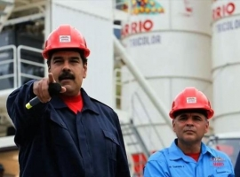 Venezuela Says It May Send U.S.-Bound Oil To Russia
