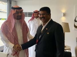 India's Oil Minister Pleads With Saudi Arabia To Help Stabilize Oil Prices