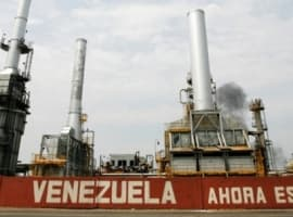 Venezuela Sells Oil Refinery Stake To Cuba