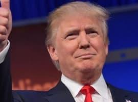 "Trump Says U.S. ""Could Conceivably"" Rejoin Paris Climate Accord"