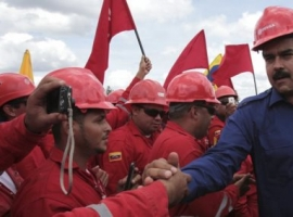 "Venezuela: U.S. Sanctions Are ""An Attack On The Oil Market"""