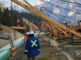 Trans Mountain Pipeline Makes Landmark Step Forward