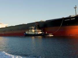 Hong Kong Ship Seized By South Korea Carried Bunker Fuel