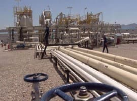 Iraqi Oil Field Resumes Production As Protests Subside