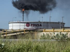 Russia's Largest Oil Producer Halts Operations In Venezuela