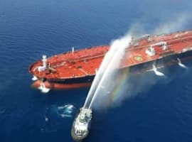 China-Held Oil Tanker Looks To Skirt US Sanctions On Iran