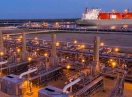 Aramco Takes Bite Out Of Massive US LNG Project