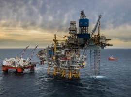 Equinor Starts Up Major $7.7B Oil Field In UK North Sea