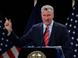 NY Judge Questions Merit Of Mayor's Anti-Oil Suit