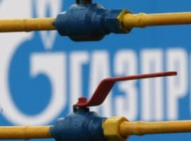Gazprom Gas Exports Rise To Record High In 2017