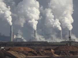 China's Carbon Emissions Surged 53.5% In 10-Years Time