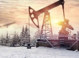 Canadian Crude Prices Sink On Cold Snap