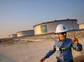 Saudi Arabia Says It Slashed December Oil Production By 300,000 Bpd