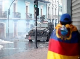 Ecuador Shuts In Production At Three Oil Fields Amid Protests