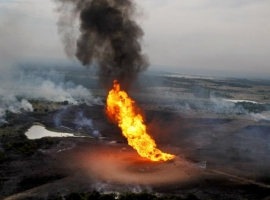 200 Dead In Nigeria Oil Pipeline Blast