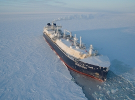 Total Joins $25 Billion Russian Arctic LNG Project