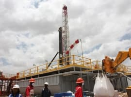 Kenya Signs Deal With Oil Firms To Build Crude Facility