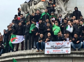 Protests In Oil-Rich Algeria Continue Even After Bouteflika's Departure