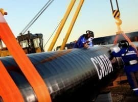 Russia's $400 Billion Pipeline Project Launches Today