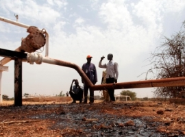 South Sudan Says Recovering Oil Production Boosts FX Reserves