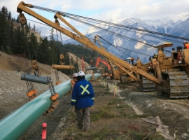 Trudeau's Government To Decide On Trans Mountain Pipeline By June