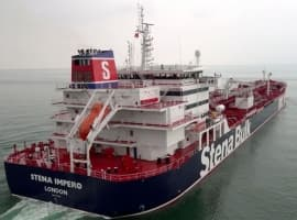 Iran: Seized UK Oil Tanker A Separate Issue From Iranian Ship In Gibraltar