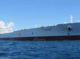 Occidental Pays Record Rate To Ship Oil As Supertanker Rates Soar