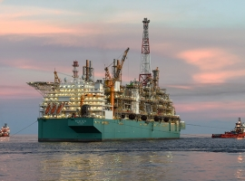 Petronas Starts Production At Floating LNG Facility Off Malaysia