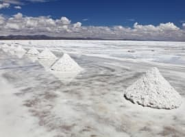 Lithium Under Fire As EV Sales Slump