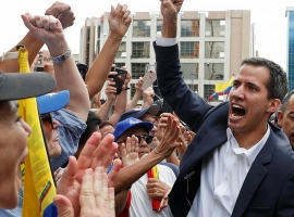 Guaido Takes Strides To Topple Maduro