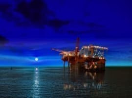 Rescue Operation: 115 Oil Workers Airlifted From Platform