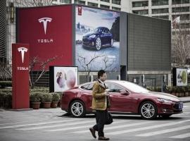 Chinese Executive: Tesla's 70% China Sales Plunge 'Misleading'