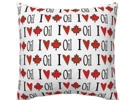 Pro-Oil T-shirt Too Political For Canadian Parliament…Again