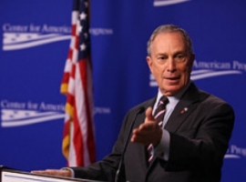 Michael Bloomberg To Personally Fund U.S. Paris Agreement Commitment