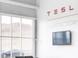 Tesla Gigafactory 3 Is Being Built At 'Incredible Speed'